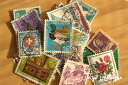 かっこ良くコラージュヨーロッパの使用済み切手 30枚