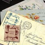 切手の枠バラスタンプ はんこ 【メール便対象外】