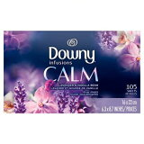 ダウニー(Downy) シート インフュージョン CALM ラベンダー&バニラ 105枚 / 柔軟剤