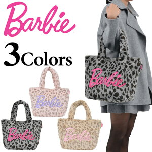 Barbie バービー モコ トートバッグバービー バッグ Barbie モコ トートバッグ レディース 36132