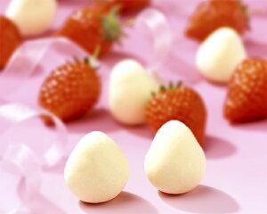 旬の苺のおいしさをホワイトチョコレートで包みましたプチギフトにおすすめ!フレーズショコラ...