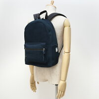 kiruna(キルナ)スエード/スウェードリュックバックパックリュックサックメンズレディースかわいい日本製お洒落鞄カバンネイビー