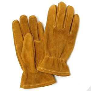 耐熱グローブ キャンプ 手袋 耐熱革手袋 アウトドア バーベキュー レザーグローブ 牛革 おすすめ イエロー 黄色 カーキ メンズ キャンプグローブ おしゃれ 焚き火 鍋つかみ 作業用 ペレック(PELLEK) KURODA(クロダ)