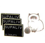 ★あす楽★SUPALIV(スパリブ)【20粒×3箱】※医学博士が開発したアルコールサプリ!