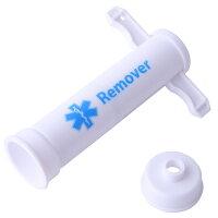 NEWポイズンリムーバー(応急用毒吸取り器)カップ2個入りの安心セット
