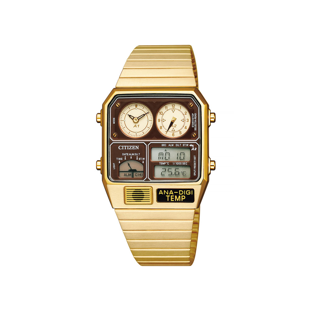 腕時計, メンズ腕時計  CITIZEN ANA-DIGI TEMP JG2103-72X