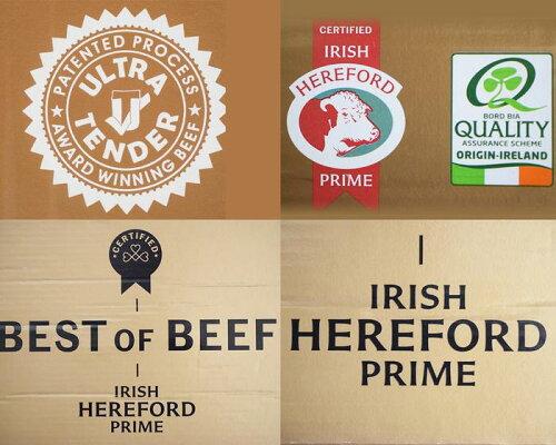 【フレッシュ冷蔵】へアフォードプライムビーフバベットハラミ【約500-700g】<アイルランド産>【冷蔵品】