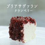 ブリアサヴァランフレッシュクランベリーデリスクランベリー<フランス産>【600g】【冷蔵】