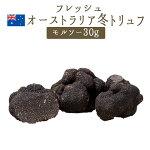 【季節限定】オーストラリア黒トリュフモルソー30g