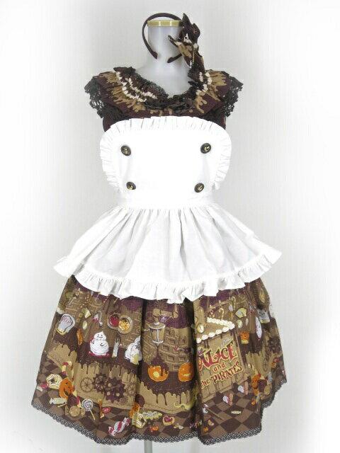 レディースファッション, ワンピース ALICE and the PIRATES Tricky Nightmare FactoryI B202051912