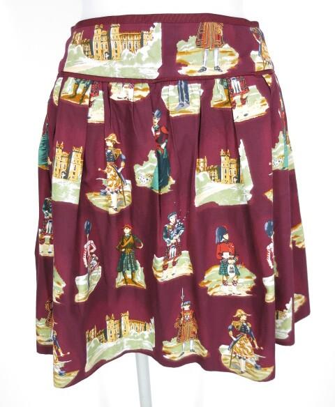 ボトムス, スカート Jane Marple Old England B231572005