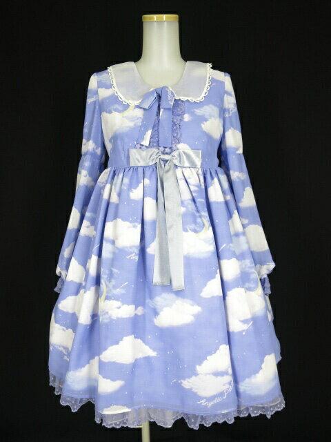 レディースファッション, ワンピース Angelic Pretty Misty Sky B247672012