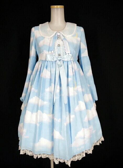 レディースファッション, ワンピース Angelic Pretty Misty Sky B248041907