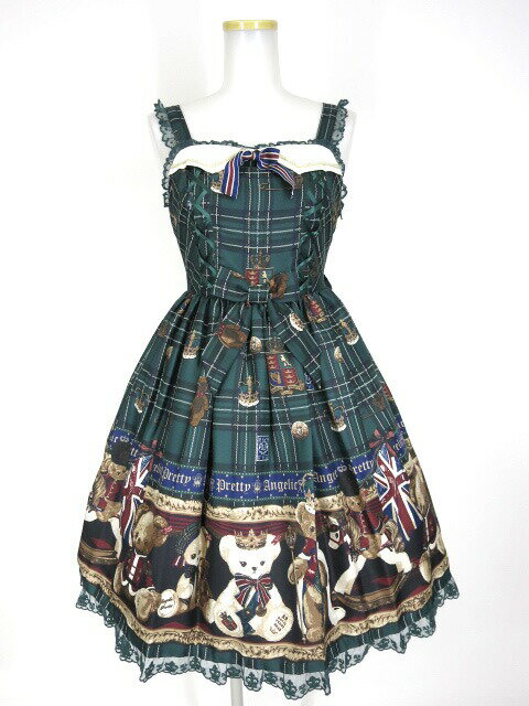 Angelic Pretty british bear Angelic Pretty Briti...