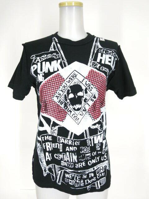 トップス, Tシャツ・カットソー SEDITIONARIES by SEXY DYNAMITE LONDON PUNK GANG T by B305572012