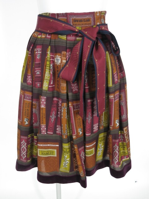 ボトムス, スカート Jane Marple Janes Bookcase B330512012