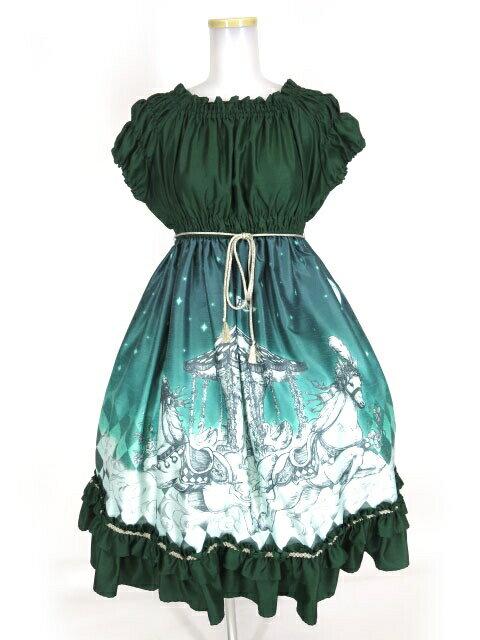 レディースファッション, ワンピース Enchantlic Enchantilly Phantom Night Babydoll One Piece B340042007