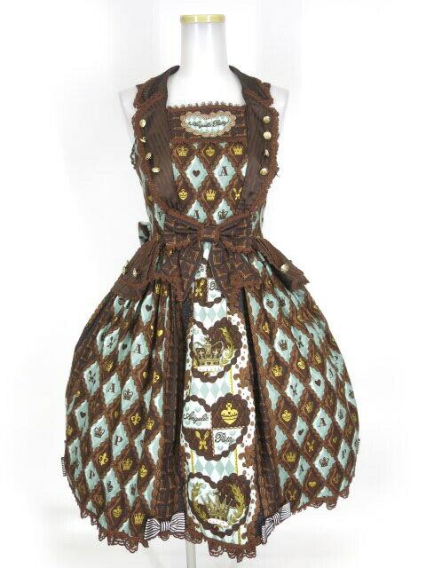 レディースファッション, ワンピース Angelic Pretty Queen Chocolate B340052007