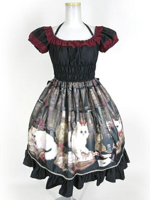 レディースファッション, ワンピース Enchantlic Enchantilly Queen Cat B355892010