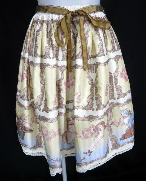 ボトムス, スカート Enchantlic Enchantilly B372132012