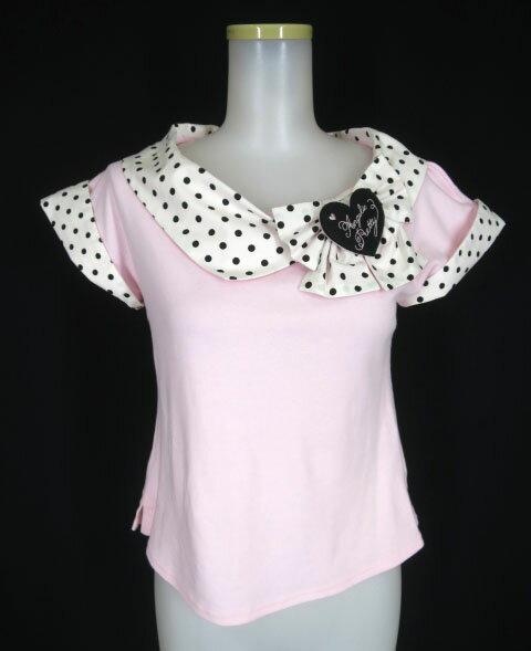 トップス, Tシャツ・カットソー Angelic Pretty Milkshake B426292108
