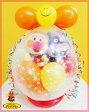 バルーン 誕生日 アンパンマン 1歳 出産祝い★アンパンマン&バイキンマン in バルーン