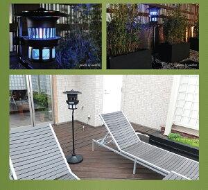殺虫機UV光源吸引式殺虫器屋外向け置き型灯篭タイプANTBEE363394【RCP】10P12Oct1443018810P30Nov14