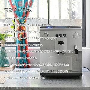 PASSIONE全自動コーヒーマシン/芥川龍之介の言葉/情熱を絶やさぬために