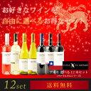 アロモ 選べる12本セット ヴァラエタルシリーズ 7種類 チリワイン セットワイン