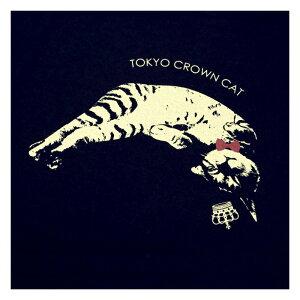 東京クラウンキャットお昼寝Tシャツ