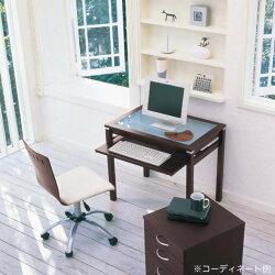 【送料無料】ナチュラルインテリア[NaturalLifeナチュラルライフ]ブラウンチェア《木製PCイス椅子勉強椅子デスクセット送料込送料無料》