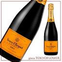 高級 シャンパン ヴーヴ クリコ イエローラベル 箱入り 750ml