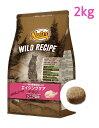 ニュートロ キャット ワイルド レシピ エイジングケア チキン シニア猫用 2kg(NW224)