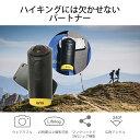 OmiCamII ウェアラブルカメラ アクションカメラ 4K高画質 防水&防塵機能 240度魚眼レンズ 登山やサイクリング、YOUTUBEでも活躍!!