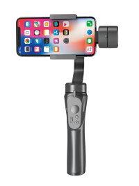 iGimbalスマホ用ジンバルH43軸スタビライザー手持ちジンバル自撮り棒iPhone&Android対応手ブレ防止1年保証日本語取扱説明書