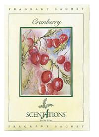 我國企業法人香包香囊酸果蔓越橘 SCENTATIONS 香香包蔓越莓蔓越莓 1 袋 ☆ § §