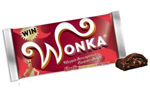 『チャーリーとチョコレート工場』で大人気!!ウォンカ チョコレート WONKA