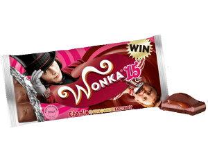 ウォンカ チョコレート WONKA15 (ウォンカ いちご)『チャーリーとチョコレート工場』で…