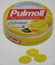 ヨーロッパの人々に愛され続けるのど飴のトップブランド!【輸入菓子】 プルモール Pulmoll★レ...