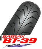 BRIDGESTONE BT-39 110/70-17 M/C 54H TLブリヂストン・BT39・フロント用商品番号 MCS07806