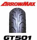【バイク用フロントタイヤ】DUNLOP GT501F 100/90-16 54H TLダンロップ・GT501・フロント用...