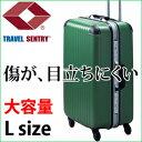 スーツケース TSAロック ポリカーボネイトエキスパートTG2ハードキャリーケース・Lサイズ...