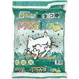 ペグテック トフカスRee(青りんご) 猫用 7L×4袋【送料無料】