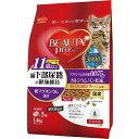 【お取寄せ品】日本ペットフード ビューティプロ 11歳以上 下部尿路 低マグネシウム フィッシュ味 シニア猫用 1.4kg【送料無料】