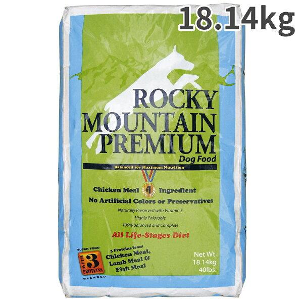 トムキャットロッキーマウンテンプレミアムチキン18.14kgブリーダーパック