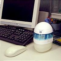 【在庫あり】エアロブリーズ コードレスコンパクトタイプのパーソナル・アロマ加湿器