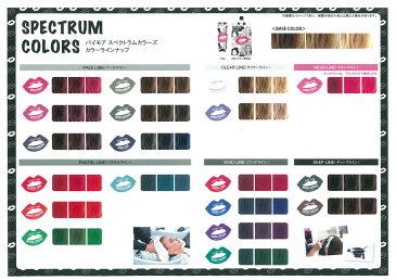 【新発売】【ネオンライン・ネオンピンク】パイモア スペクトラムカラーズ 200g(全19色)カラートリートメント サロン専売品ブラックライトに反応して髪が発光!シアバター、ナノリピジュア配合しなやかで艶のある髪に