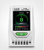【送料無料】CEM社DT-968卓上型空気質量PM2.5測定器