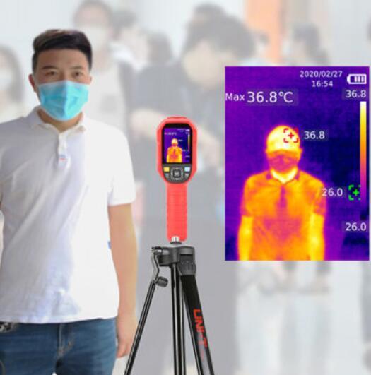 温度計・湿度計, 温度計  UNI-TUTi220K CE UTi220KUTi165K