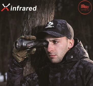 【送料無料】IRAY社 Xeye IIシリーズ サーマルイメージング 暗視スコープ 単眼鏡 E6+
